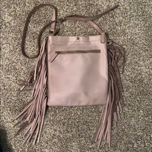 Lucky brand cross body purse